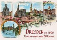 Dresden um 1900, Postkartenbuch, Michael Imhof