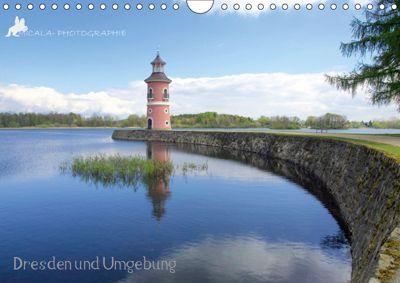 Dresden und Umgebung (Wandkalender 2019 DIN A4 quer), Mike Klette