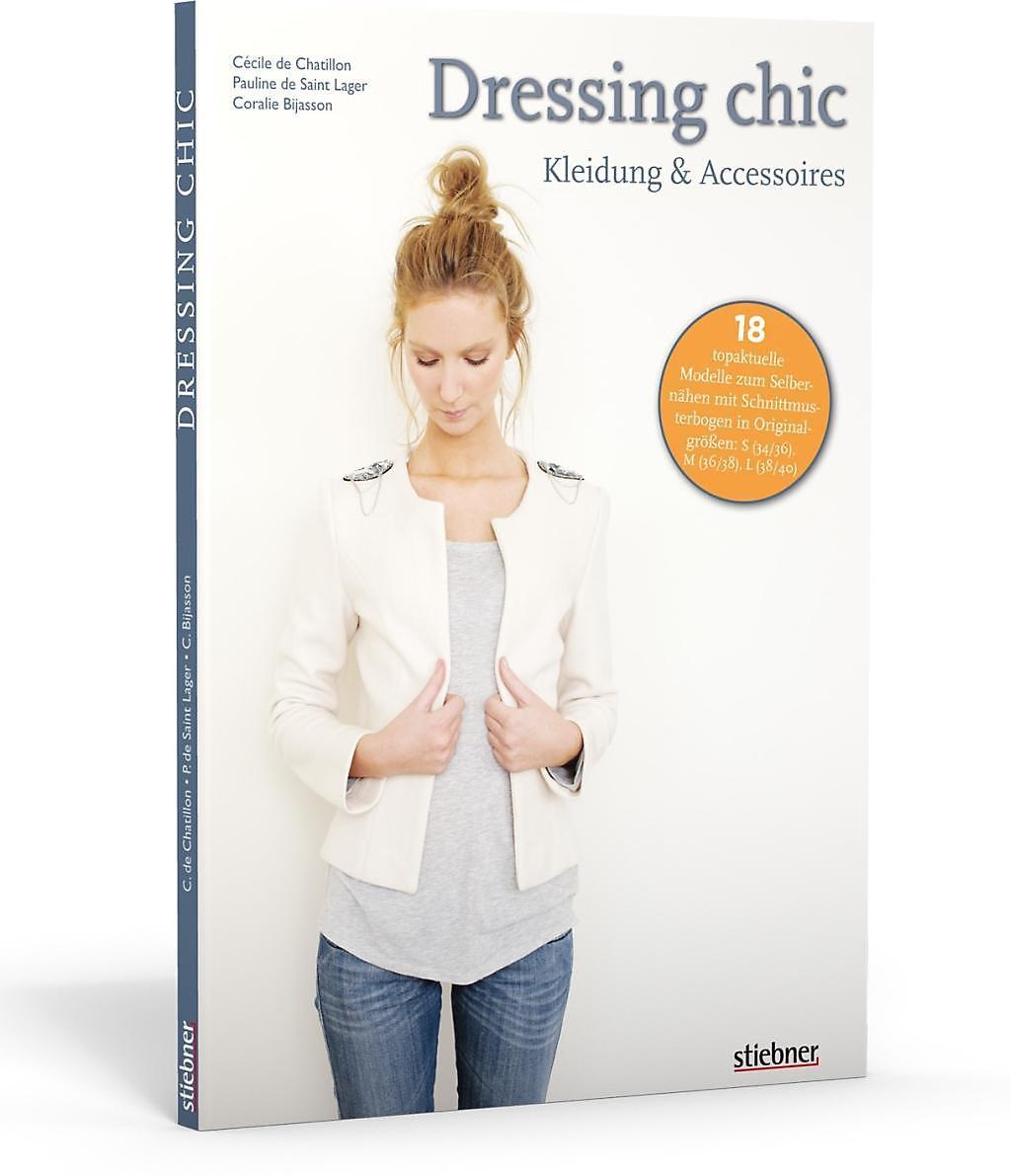 on sale 14eb6 2f583 Dressing chic - Kleidung & Accessoires Buch portofrei ...