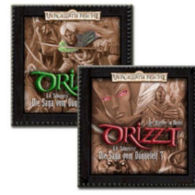 Drizzt - Die Saga vom Dunkelelf: Drizzt - Die Saga vom Dunkelelf - kostenlose Bonus-Tracks, Robert A. Salvatore