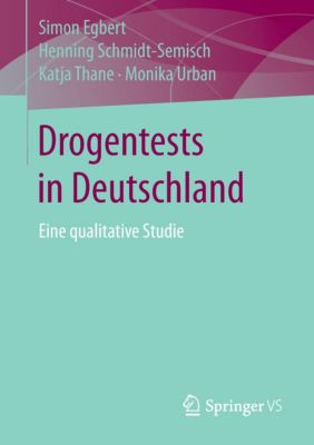 Drogentests in Deutschland