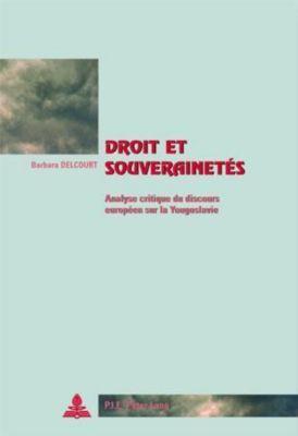 Droit et souverainetés, Barbara Delcourt