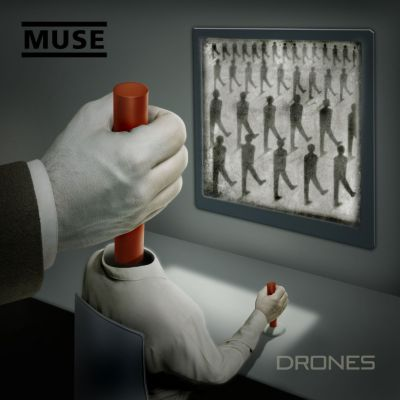 Drones (Deluxe Edition, CD + DVD), Muse