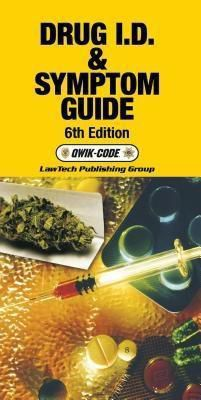 Drug I.D. & Symptom Guide 6th Edition QWIK-CODE, Keith Graves