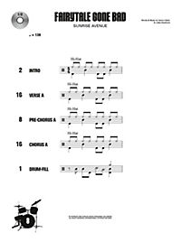 Drum Along - 10 Classic Rock Songs 3.0, m. 1 Audio-CD - Produktdetailbild 6
