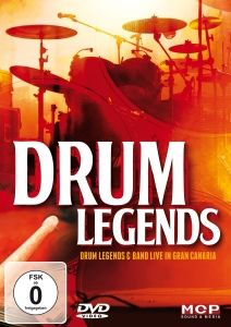 Drum Legends, Diverse Interpreten