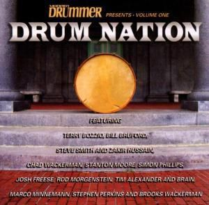 Drum Nation Vol.1, Diverse Interpreten