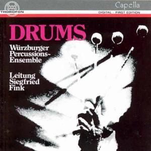 Drums, Siegfried Fink