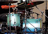 Drums On Stage - Let's Rock (Wall Calendar 2019 DIN A4 Landscape) - Produktdetailbild 6