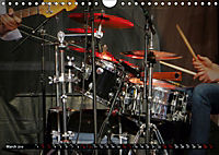 Drums On Stage - Let's Rock (Wall Calendar 2019 DIN A4 Landscape) - Produktdetailbild 3