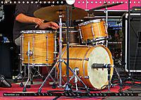 Drums On Stage - Let's Rock (Wall Calendar 2019 DIN A4 Landscape) - Produktdetailbild 11