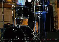 Drums On Stage - Let's Rock (Wall Calendar 2019 DIN A4 Landscape) - Produktdetailbild 12