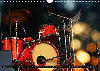 Drums On Stage - Let's Rock (Wall Calendar 2019 DIN A4 Landscape) - Produktdetailbild 1