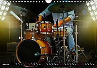 Drums On Stage - Let's Rock (Wall Calendar 2019 DIN A4 Landscape) - Produktdetailbild 5