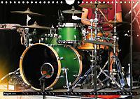 Drums On Stage - Let's Rock (Wall Calendar 2019 DIN A4 Landscape) - Produktdetailbild 8