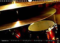 Drums On Stage - Let's Rock (Wall Calendar 2019 DIN A4 Landscape) - Produktdetailbild 9