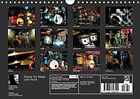 Drums On Stage - Let's Rock (Wall Calendar 2019 DIN A4 Landscape) - Produktdetailbild 13