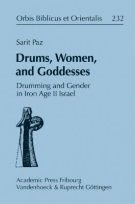 Drums, Women, and Goddesses, Sarit Paz