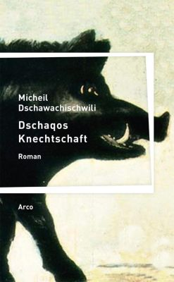 Dschaqos Knechtschaft, Micheil Dschawachischwili