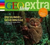 Dschungel - Geheimnisse, Entdeckungen in den Tiefen der Urwälder, Audio-CD, Martin Nusch