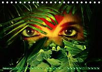 Dschungelaugen im Regenwald (Tischkalender 2019 DIN A5 quer) - Produktdetailbild 2