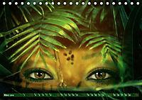 Dschungelaugen im Regenwald (Tischkalender 2019 DIN A5 quer) - Produktdetailbild 3