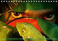 Dschungelaugen im Regenwald (Tischkalender 2019 DIN A5 quer) - Produktdetailbild 4