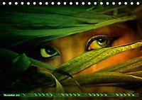 Dschungelaugen im Regenwald (Tischkalender 2019 DIN A5 quer) - Produktdetailbild 11