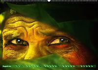 Dschungelaugen im Regenwald (Wandkalender 2019 DIN A2 quer) - Produktdetailbild 8