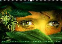 Dschungelaugen im Regenwald (Wandkalender 2019 DIN A3 quer) - Produktdetailbild 7