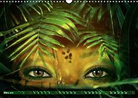 Dschungelaugen im Regenwald (Wandkalender 2019 DIN A3 quer) - Produktdetailbild 3