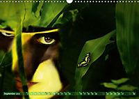Dschungelaugen im Regenwald (Wandkalender 2019 DIN A3 quer) - Produktdetailbild 9