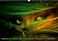 Dschungelaugen im Regenwald (Wandkalender 2019 DIN A3 quer) - Produktdetailbild 11