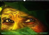 Dschungelaugen im Regenwald (Wandkalender 2019 DIN A3 quer) - Produktdetailbild 8