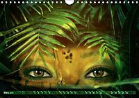 Dschungelaugen im Regenwald (Wandkalender 2019 DIN A4 quer) - Produktdetailbild 3