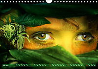Dschungelaugen im Regenwald (Wandkalender 2019 DIN A4 quer) - Produktdetailbild 7