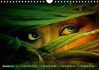 Dschungelaugen im Regenwald (Wandkalender 2019 DIN A4 quer) - Produktdetailbild 11