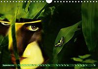 Dschungelaugen im Regenwald (Wandkalender 2019 DIN A4 quer) - Produktdetailbild 9