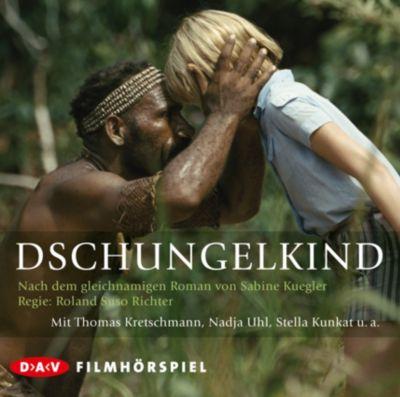 Dschungelkind, 2 Audio-CDs, Sabine Kuegler