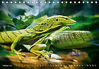 Dschungelleben - Tierportraits (Tischkalender 2019 DIN A5 quer) - Produktdetailbild 10