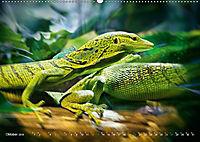 Dschungelleben - Tierportraits (Wandkalender 2019 DIN A2 quer) - Produktdetailbild 10