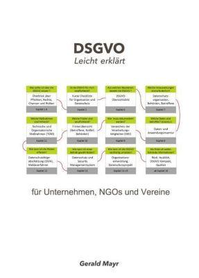 DSGVO leicht erklärt, Gerald Mayr