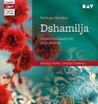 Dshamilja, 1 MP3-CD, Tschingis Aitmatow