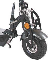 DTE - Elektro City Roller, Basic - mit Korb - Produktdetailbild 1