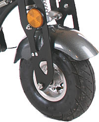 DTE - Elektro City Roller, Basic - mit Korb - Produktdetailbild 2