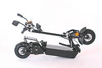 DTE - Elektro City Roller, Basic - mit Korb - Produktdetailbild 3