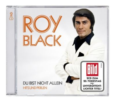 Du bist nicht allein - Hits und Perlen, CD, Roy Black