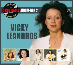 Du, du liegst mir im Herzen (Originale), Vicky Leandros
