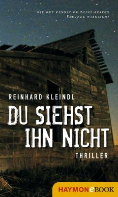 Du siehst ihn nicht, Reinhard Kleindl