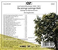 Du Sonnige Wonnige Welt-Musik - Produktdetailbild 1